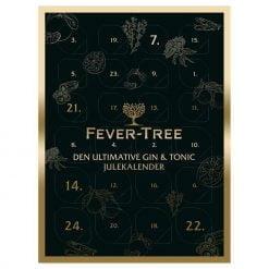 Fever-Tree Gin & Tonic Julekalender