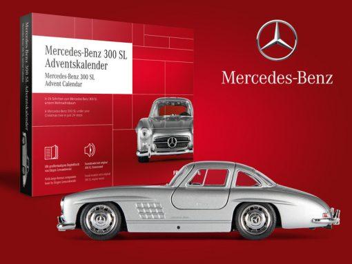 Mercedes-Benz 300 SL Julekalender