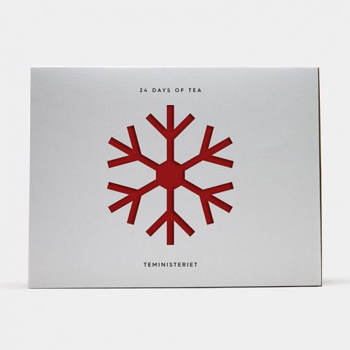 Teministeriet - Dele julekalender med luksus te